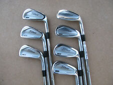 TITLEIST 716 CB IRONS X-STIFF X100 TOUR ISSUE DYNAMIC GOLD 4-PW IRON SET GOLF
