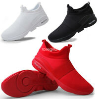 Athletic Men's Outdoor Sports Tennis Shoes Running Hiking Casual Shoes Sneakers
