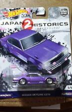 2018 Hot Wheels Car Culture Japan Historic 2 Nissan Skyline C210