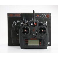 Spektrum DX6 Hand-Fernsteuerung 2,4GHz 6 Kanäle Handsender... + Defekt (234146)