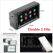 """New listing 7"""" Inch Car Stereo Radio Hd Mp5 Player Touch Screen Bluetooth Radio 2Din Fm Aux"""