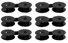 Cinta 6x grupo 1 nylon negro 13mm triunfo Adler Olympia olivetti din 32755
