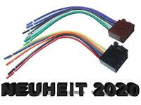 Autoradio ISO Auto Radio Stecker Adapter Kabel LS Kabel