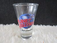 """Planet Hollywood """"Mall of America"""" Fluted 3.25"""" Shot Glass"""