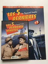 LES 5 DERNIERES MINUTES .. DVD N°1 + FASCICULE ... RAYMOND SOUPLEX