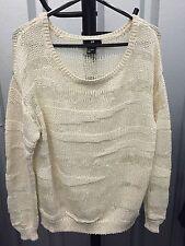 Medium H&M Long Sleeve Viscose Women's Jumpers & Cardigans