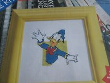 'Donald Duck' Disney Cross Stitch Chart Only