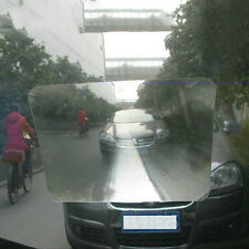 """8""""x10"""" CAR VEHICLE REAR WIDE ANGLE WINDOW FRESNEL LENS VIEW OPTIAL FREE SHIPPING"""