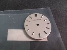for watch repair, parts Jaeger Lecoultre 9136 Dial, Silver