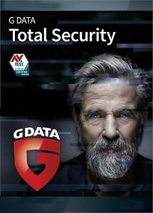 G DATA Total Protection 1 PC 2021 VOLLVERSION / Upgrade GDATA Total Security ESD