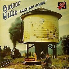 BOXCAR WILLIE 'TAKE ME HOME' UK LP