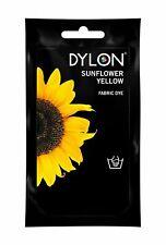 Dylon 50g Sunflower Yellow Hand Dye