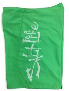 Men's Salt Life SLX-QD Stealth Bomberz Board Shorts Size 40 Green Surf Swim