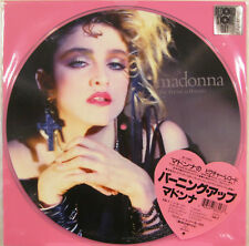 "MADONNA ""THE FIRST ALBUM"" lp picture disc limited edition RSD sealed"