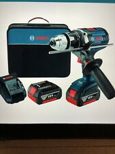 NEW! Bosch DDH181X-01 18Volt 1/2- Inch Brute Tough Drill/Driver Active Response