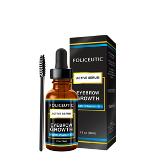 Eyebrow Growth/Serum FOLICEUTIC Serum to increase eyebrow density