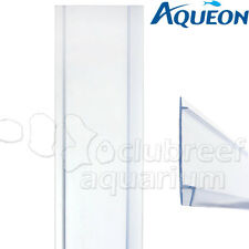 "24"" Versa-Top Plastic Back Splash Strip All-Glass/Aqueon Lg Aquarium Backstrip"