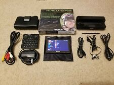 250GB ARCHOS 5 DIGITAL MEDIA MP3 PLAYER WITH PLUGINS, NEW CAMCORDER AND EXTRAS