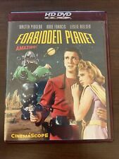 Forbidden Planet (Hd-Dvd, 2006) Sci Fi Movie Leslie Nielsen Bx9