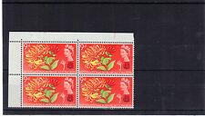 GB 1964 9d BOTANICAL Stamp VARIETY LINE Through INTER UNMOUNTED MINT Ref:Z173