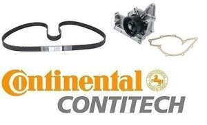 For 2002-2006 Audi A4 A6 3.0L 6cyl Contitech OEM Timing Belt with Water Pump NEW