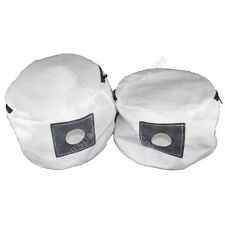 2 x Numatic NVH-200 and NVP-180 Reusable Cloth Vacuum Cleaner Dust Bags