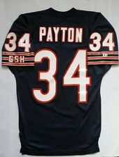 Vintage Rare 1985 Chicago Bears Walter Payton Wilson Jersey Size 46