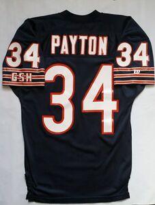 Vintage Rare 1985 Chicago Bears Walter Payton Wilson Jersey Size 46