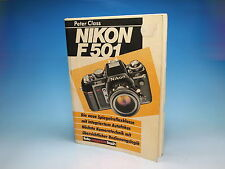Nikon F-501 Handbuch Buch Book Livre - (9612)