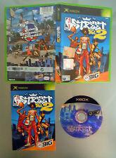 STREET VOL.2  videogioco per XBOX - Completo