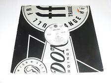 VIBE TRIBE-TRUST - 1991 4-TRACK DJ PROMO VINILE SINGOLO
