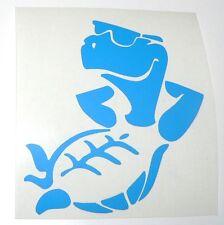 adesivo Tartaruga mare sea marino adesivo decal sticker turtle auto wall murale