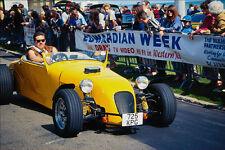 648060 725 XPG Yellow Racing Car A4 Photo Print