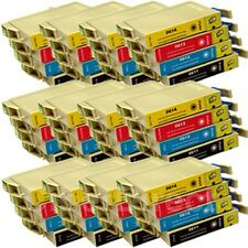 48 CiberDirect T0611 T0612 T0613 T0614 Ink Cartridges to fit Epson Printers