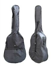 "Soft Guitar Gig Bag Case Big Fit Padded Straps For 40"" 41"" Acoustic Guitar"