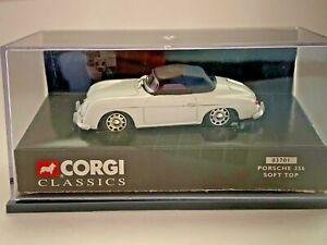Corgi Classics Model Porsche 356 Soft Top Collector Club  No 03701 1:43