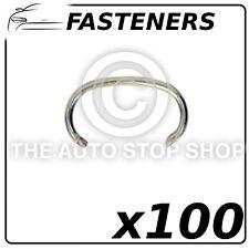 Sujetadores bodyside Trim Clips Primavera Asiento sujetadores (todos los vehículos) 11974 100pack
