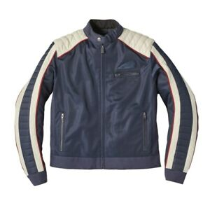 INDIAN OEM MEN'S MESH ARIZONA JACKET, BLUE P/N 2860654