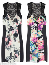 Stretch, Bodycon Floral Petite Dresses for Women