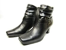 A2 by Aerosoles Women's Booties Common Ground Black  Size 9.5M
