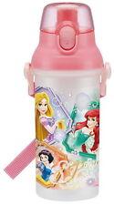 Disney Princess 17 Plastic Water Bottle PSB5SAN SKATER 480ml New Japan import