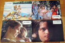 La Luna (8 cinema poster photos' 80) - Jill Clayburgh/Matthew Barry