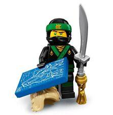 LEGO LOYD - GREEN NINJA #3 Minifigure 71019 NINJAGO MOVIE Series FACTORY SEALED