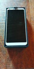 LG G6 DS - 64GB - Weiß (Ohne Simlock) Smartphone DUALSIM