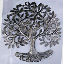 """Tree of Life with Birds Metal Lawn Art Cheap Home Decor Stores House Ideas, 24"""""""