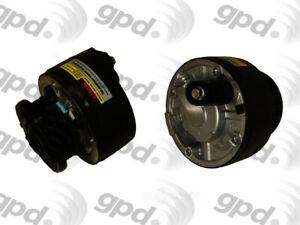 A/C Compressor-New Global 7511348