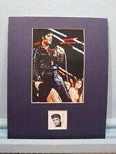 Elvis Presley in concert honored by the Elvis Presley stamp