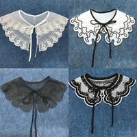 Fake Lace Collar Blouse Shoulder Doll Dtachable Collar Women Shirt collar