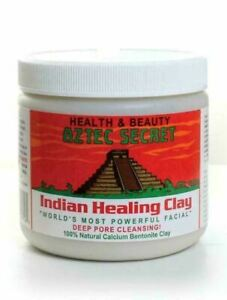 Aztec Secret Indian Healing Clay - 100% Natural Calcium Bentonite Clay 1lb