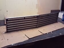 1980 1981 BUICK CENTURY FRONT GRILLE GRILL CHROME PROJECT G BODY 2 4 DOOR OEM !